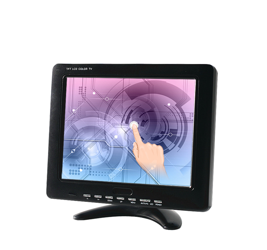 H84A-T 8.4 inch touch screen LCD monitor for POP system