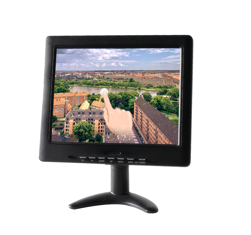 H104A-T 10.4-inch HD touch screen LCD monitor display